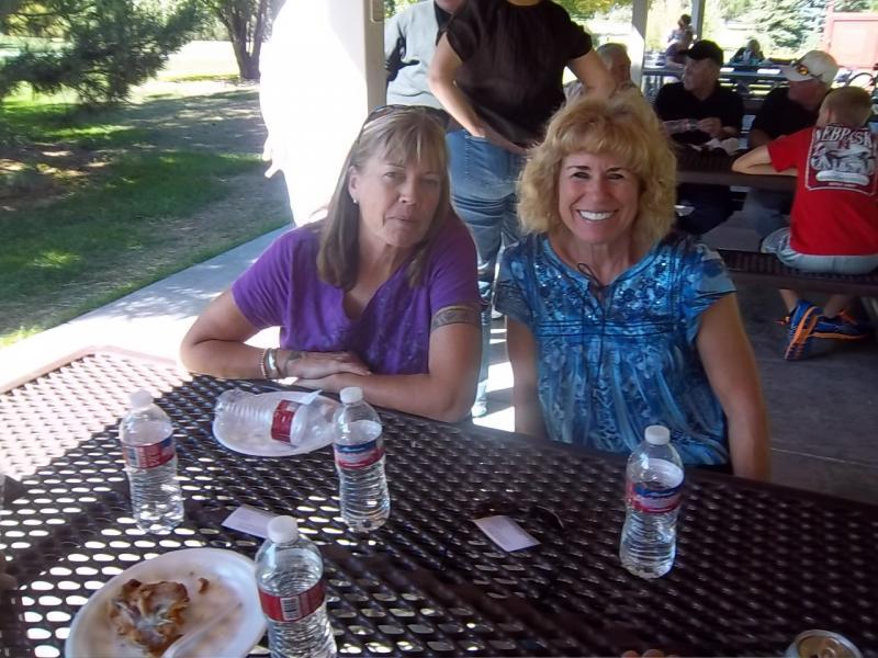 Sherri Wagner & Janet Sauter