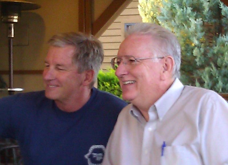 Dave Freismuth & Brad Hurst 9/2011